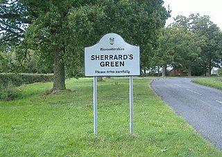 Sherrards Green human settlement in United Kingdom