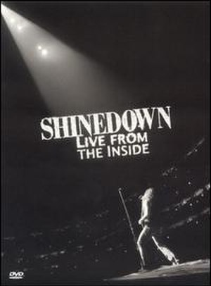 Live from the Inside - Image: Shinedown DVD cover