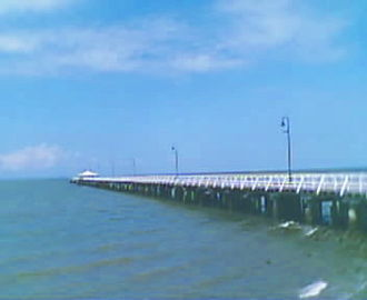 Bramble Bay - Shorncliffe Pier
