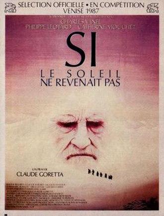 If the Sun Never Returns - Image: Si le soleil ne revenait pas poster