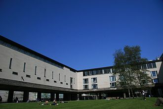 Sidgwick Site - The Raised Faculty Building