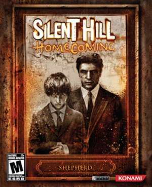 Silent Hill: Homecoming - Image: Silent Hill Homecoming