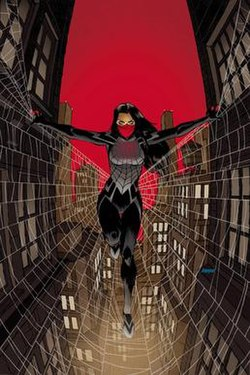 Silk (comics) - Wikipedia