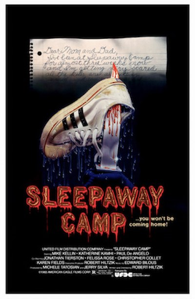 Picture of a movie: Sleepaway Camp
