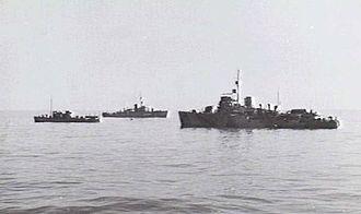 HMAS Vigilant - Image: Sleuth Castlemaine Benalla