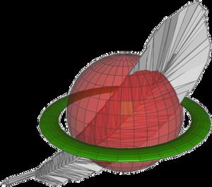SpatiaLite - Image: Spatia Lite logo