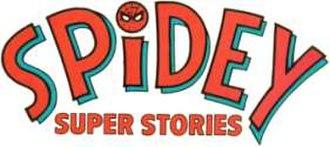 Spidey Super Stories - Image: Spidey Super Stories (logo)