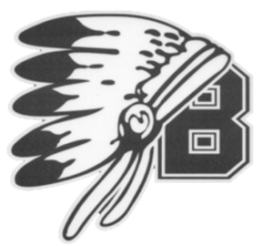 St. Bonaventure Brown Indians football - Image: St. Bonaventure Brown Indians logo