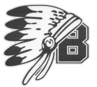 St. Bonaventure Brown Indians football - Image: St. Bonaventure Brown Indians logo