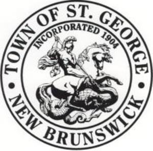 St. George, New Brunswick - Image: St George NB seal