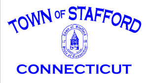 Stafford, Connecticut - Image: Stafford C Tflag
