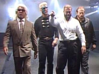 Starrcade (1989) - Sting became a member of the Four Horsemen after Starrcade