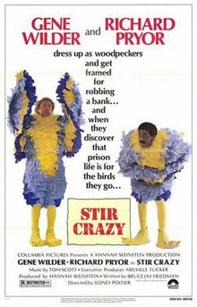 Stir Crazy movie