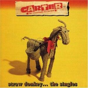 Straw Donkey... The Singles - Image: Straw Donkey The Singles