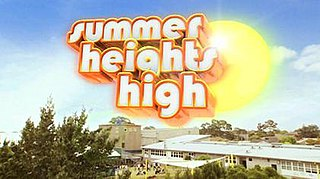 <i>Summer Heights High</i> Australian television series