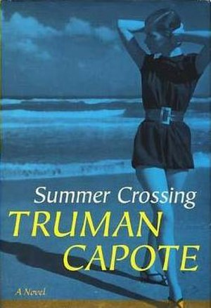 Summer Crossing - First edition
