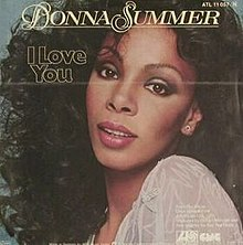 I Love You Donna Summer Song Wikipedia