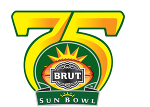 2008 Sun Bowl - 75th Anniversary Sun Bowl logo