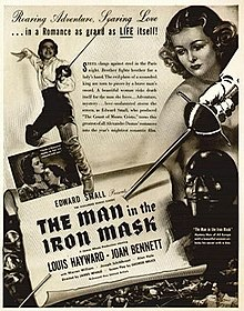 Lady in the iron mask (1998)