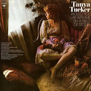 Would You Lay with Me (In a Field of Stone) - Image: Tanya Tucker Would You Laywith Me
