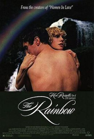 The Rainbow (film) - Theatrical release poster