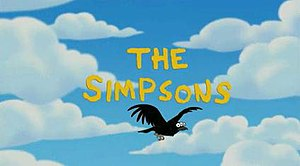 The Simpsons opening sequence - The Simpsons title screen as of 2009