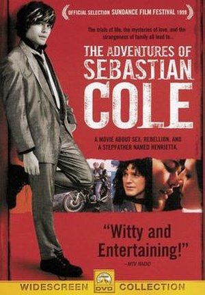 The Adventures of Sebastian Cole - DVD cover