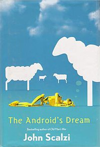 The Android's Dream cover.jpg