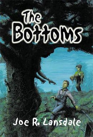 The Bottoms (novel) - Subterranean Press issue cover by Alan M. Clark