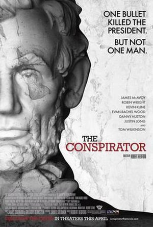 The Conspirator - Theatrical release poster