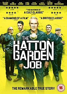 The Hatton Garden Job Wikipedia