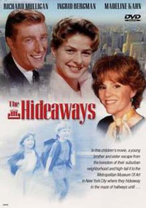 From the Mixed-Up Files of Mrs. Basil E. Frankweiler (1973 film) - Cover of the 2000 DVD release. For home video, the film is known as The Hideaways.
