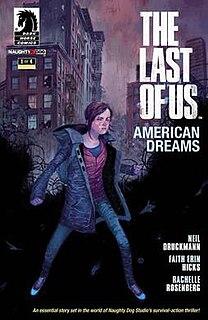 <i>The Last of Us: American Dreams</i> Comic book series