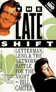 <i>The Late Shift</i> (book)