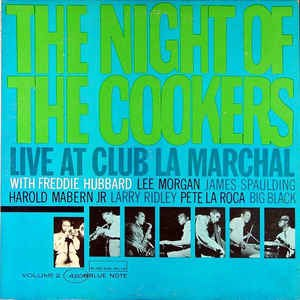 The Night of the Cookers - Image: The Night of the Cookers