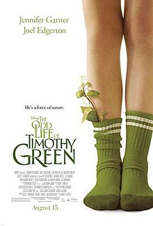 geoff zanelli the odd life of timothy green