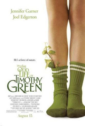 The Odd Life of Timothy Green - Image: The Odd Life of Timothy Green