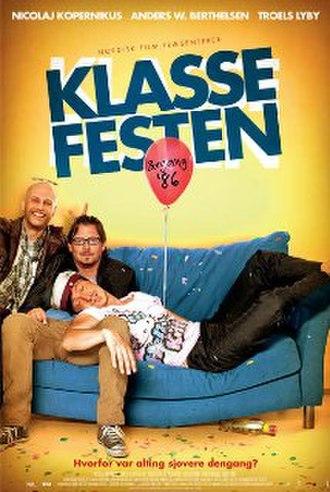 The Reunion (2011 Danish film) - Film poster
