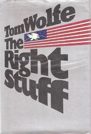 The Right Stuff (book) - First edition