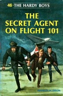 La sekreta agento sur Flight 101.jpg