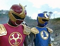 List of Power Rangers Ninja Storm characters - Wikipedia