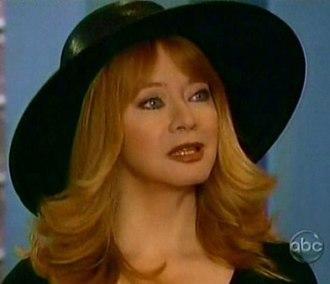 Tina Lord - Andrea Evans as Tina Lord Roberts (2008)