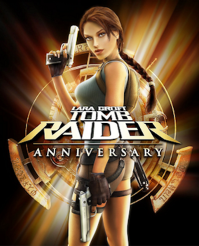 Picture of a game: Tomb Raider: Anniversary