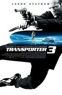 <i>Transporter 3</i> 2008 film by Olivier Megaton
