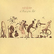 A Trick Of The Tail [2007 Remaster]