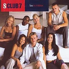 S Club 7 — Two in a Million (studio acapella)