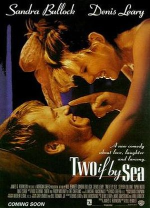 Two If by Sea - Theatrical release poster