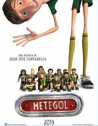 Underdogs (2013 Argentine film) - Original Argentine release poster