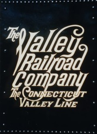Valley Railroad (Connecticut) - Image: Valley RR logo