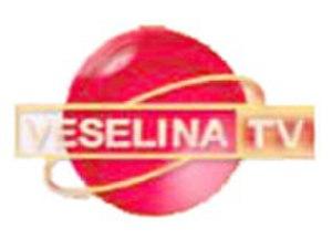 The Voice (Bulgaria) - Veselina TV logo used 2003-2006